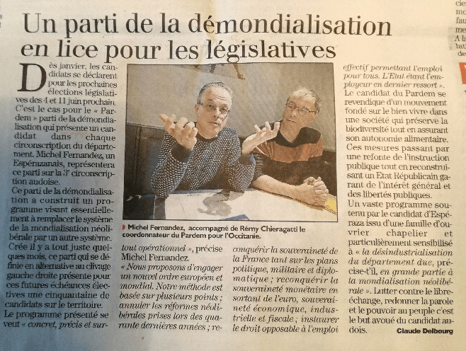 17 01 29 LIndependant legislatives Aude